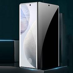 Pellicola in Vetro Temperato Protettiva Privacy Proteggi Schermo Film per Vivo X60 Pro 5G Chiaro