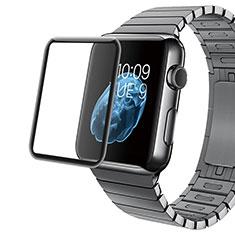 Pellicola in Vetro Temperato Protettiva Proteggi Schermo Film F05 per Apple iWatch 42mm Chiaro