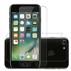 Pellicola in Vetro Temperato Protettiva Proteggi Schermo Film F09 per Apple iPhone SE (2020) Chiaro