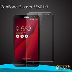 Pellicola in Vetro Temperato Protettiva Proteggi Schermo Film per Asus Zenfone 2 Laser 6.0 ZE601KL Chiaro