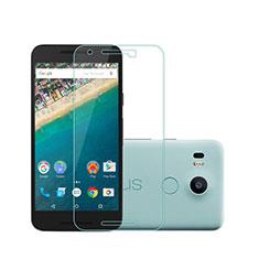 Pellicola in Vetro Temperato Protettiva Proteggi Schermo Film per Google Nexus 5X Chiaro