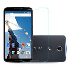 Pellicola in Vetro Temperato Protettiva Proteggi Schermo Film per Google Nexus 6 Chiaro