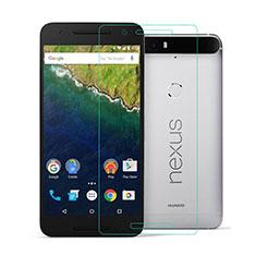 Pellicola in Vetro Temperato Protettiva Proteggi Schermo Film per Google Nexus 6P Chiaro