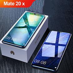 Pellicola in Vetro Temperato Protettiva Proteggi Schermo Film per Huawei Mate 20 X Chiaro