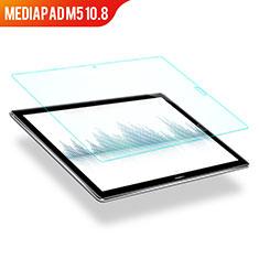 Pellicola in Vetro Temperato Protettiva Proteggi Schermo Film per Huawei MediaPad M5 10.8 Chiaro
