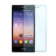 Pellicola in Vetro Temperato Protettiva Proteggi Schermo Film per Huawei P7 Dual SIM Chiaro