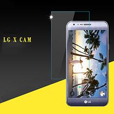 Pellicola in Vetro Temperato Protettiva Proteggi Schermo Film per LG X Cam Chiaro