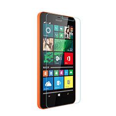 Pellicola in Vetro Temperato Protettiva Proteggi Schermo Film per Microsoft Lumia 640 XL Lte Chiaro
