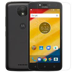 Pellicola in Vetro Temperato Protettiva Proteggi Schermo Film per Motorola Moto C Plus Chiaro