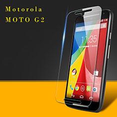 Pellicola in Vetro Temperato Protettiva Proteggi Schermo Film per Motorola Moto G (2nd Gen) Chiaro