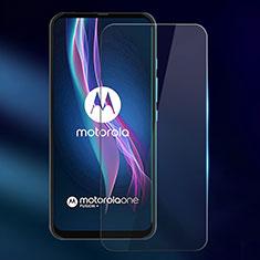 Pellicola in Vetro Temperato Protettiva Proteggi Schermo Film per Motorola Moto One Fusion Plus Chiaro