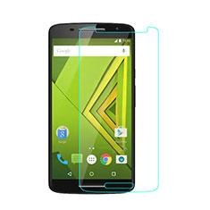 Pellicola in Vetro Temperato Protettiva Proteggi Schermo Film per Motorola Moto X Play Chiaro