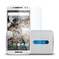 Pellicola in Vetro Temperato Protettiva Proteggi Schermo Film per Motorola Moto X Style Chiaro
