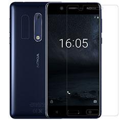 Pellicola in Vetro Temperato Protettiva Proteggi Schermo Film per Nokia 5 Chiaro