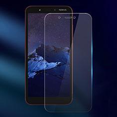 Pellicola in Vetro Temperato Protettiva Proteggi Schermo Film per Nokia C1 Chiaro