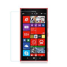 Pellicola in Vetro Temperato Protettiva Proteggi Schermo Film per Nokia Lumia 1520 Chiaro