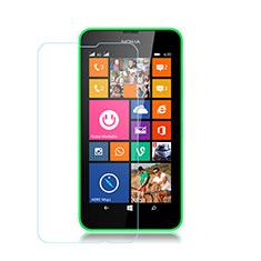 Pellicola in Vetro Temperato Protettiva Proteggi Schermo Film per Nokia Lumia 530 Chiaro