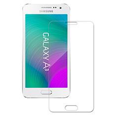 Pellicola in Vetro Temperato Protettiva Proteggi Schermo Film per Samsung Galaxy A3 SM-300F Chiaro