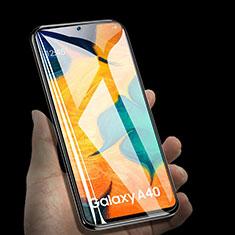 Pellicola in Vetro Temperato Protettiva Proteggi Schermo Film per Samsung Galaxy A40 Chiaro