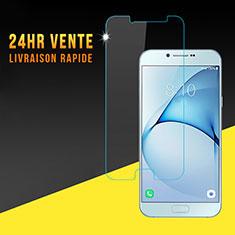 Pellicola in Vetro Temperato Protettiva Proteggi Schermo Film per Samsung Galaxy A8 (2016) A8100 A810F Chiaro