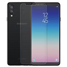 Pellicola in Vetro Temperato Protettiva Proteggi Schermo Film per Samsung Galaxy A8 Star Chiaro