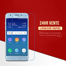 Pellicola in Vetro Temperato Protettiva Proteggi Schermo Film per Samsung Galaxy Amp Prime 3 Chiaro