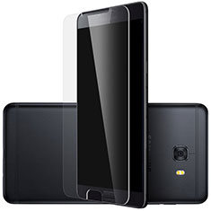 Pellicola in Vetro Temperato Protettiva Proteggi Schermo Film per Samsung Galaxy C9 Pro C9000 Chiaro