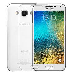 Pellicola in Vetro Temperato Protettiva Proteggi Schermo Film per Samsung Galaxy E5 SM-E500F E500H Chiaro