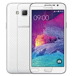 Pellicola in Vetro Temperato Protettiva Proteggi Schermo Film per Samsung Galaxy Grand Max SM-G720 Chiaro
