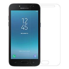 Pellicola in Vetro Temperato Protettiva Proteggi Schermo Film per Samsung Galaxy J2 Pro (2018) J250F Chiaro