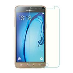 Pellicola in Vetro Temperato Protettiva Proteggi Schermo Film per Samsung Galaxy J3 (2016) J320F J3109 Chiaro