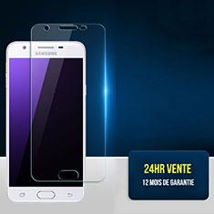 Pellicola in Vetro Temperato Protettiva Proteggi Schermo Film per Samsung Galaxy J5 Prime G570F Chiaro