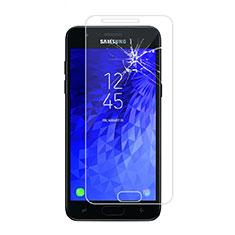 Pellicola in Vetro Temperato Protettiva Proteggi Schermo Film per Samsung Galaxy J7 (2018) J737 Chiaro