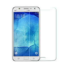 Pellicola in Vetro Temperato Protettiva Proteggi Schermo Film per Samsung Galaxy J7 SM-J700F J700H Chiaro
