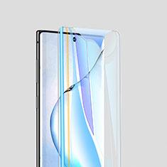 Pellicola in Vetro Temperato Protettiva Proteggi Schermo Film per Samsung Galaxy Note 10 Plus Chiaro