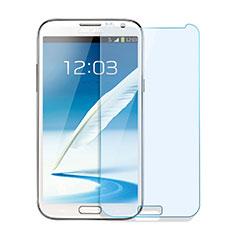 Pellicola in Vetro Temperato Protettiva Proteggi Schermo Film per Samsung Galaxy Note 2 N7100 N7105 Chiaro