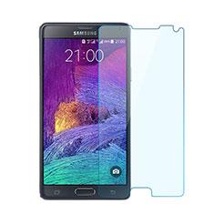 Pellicola in Vetro Temperato Protettiva Proteggi Schermo Film per Samsung Galaxy Note 4 Duos N9100 Dual SIM Chiaro