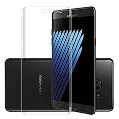 Pellicola in Vetro Temperato Protettiva Proteggi Schermo Film per Samsung Galaxy Note 7 Chiaro