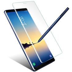 Pellicola in Vetro Temperato Protettiva Proteggi Schermo Film per Samsung Galaxy Note 8 Duos N950F Chiaro