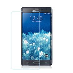 Pellicola in Vetro Temperato Protettiva Proteggi Schermo Film per Samsung Galaxy Note Edge SM-N915F Chiaro