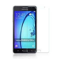 Pellicola in Vetro Temperato Protettiva Proteggi Schermo Film per Samsung Galaxy On5 G550FY Chiaro