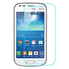 Pellicola in Vetro Temperato Protettiva Proteggi Schermo Film per Samsung Galaxy S3 Mini i8190 i8200 Chiaro