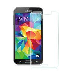 Pellicola in Vetro Temperato Protettiva Proteggi Schermo Film per Samsung Galaxy S5 Duos Plus Chiaro