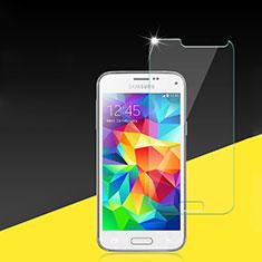 Pellicola in Vetro Temperato Protettiva Proteggi Schermo Film per Samsung Galaxy S5 Mini G800F G800H Chiaro