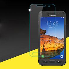 Pellicola in Vetro Temperato Protettiva Proteggi Schermo Film per Samsung Galaxy S7 Active G891A Chiaro