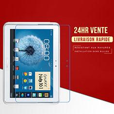 Pellicola in Vetro Temperato Protettiva Proteggi Schermo Film per Samsung Galaxy Tab 2 10.1 P5100 P5110 Chiaro