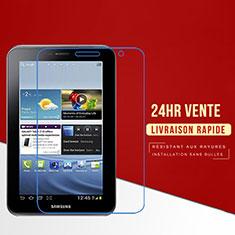 Pellicola in Vetro Temperato Protettiva Proteggi Schermo Film per Samsung Galaxy Tab 2 7.0 P3100 P3110 Chiaro