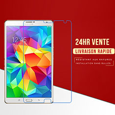 Pellicola in Vetro Temperato Protettiva Proteggi Schermo Film per Samsung Galaxy Tab S 8.4 SM-T705 LTE 4G Chiaro
