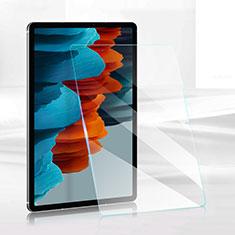 Pellicola in Vetro Temperato Protettiva Proteggi Schermo Film per Samsung Galaxy Tab S7 4G 11 SM-T875 Chiaro