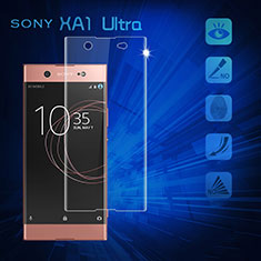 Pellicola in Vetro Temperato Protettiva Proteggi Schermo Film per Sony Xperia XA1 Ultra Chiaro
